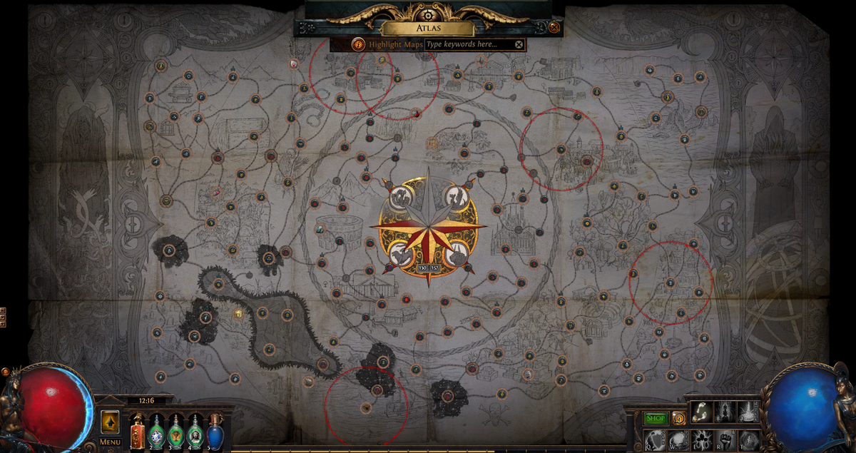 Atlas of Worlds - Official Path of Exile Wiki