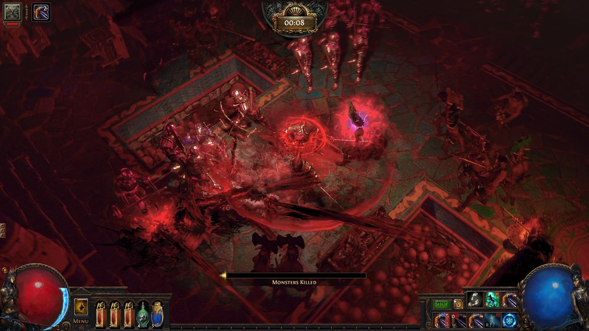 Temporal Incursion Official Path Of Exile Wiki