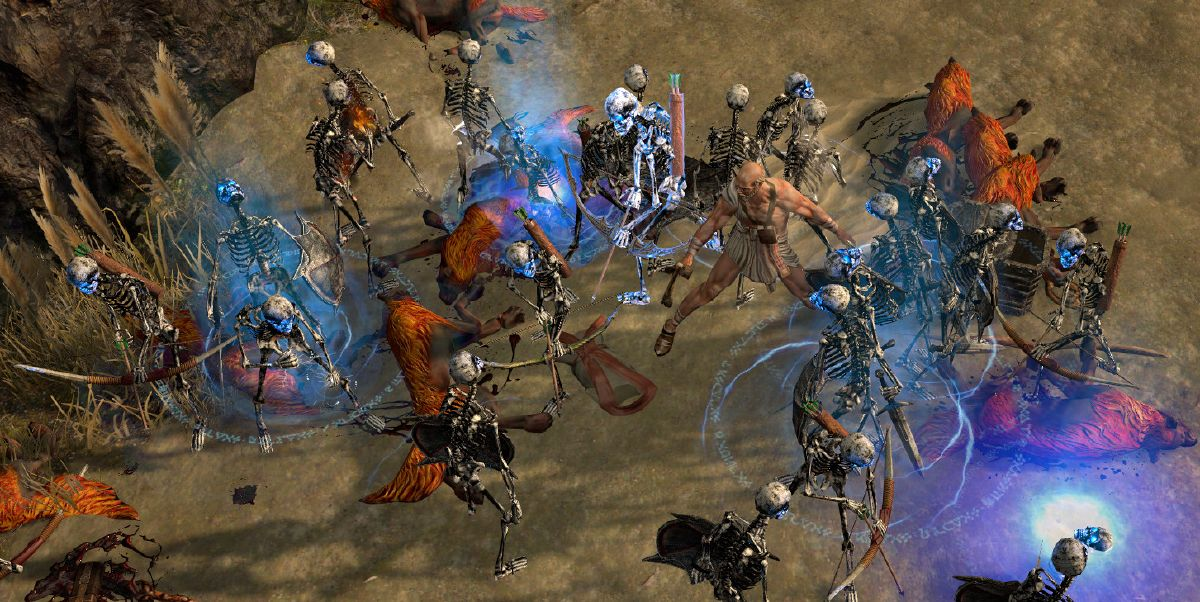 Vaal Summon Skeletons - Official Path of Exile Wiki