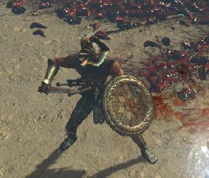 Mad Gladiator