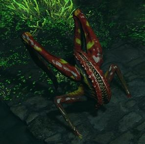 Fetid Maw - Official Path of Exile Wiki