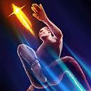 KeystoneArrowDodging passive skill icon.png