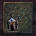 Пылающая пыль quest icon.png