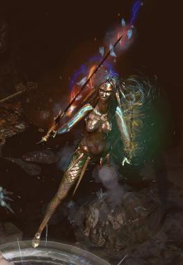 Merveil, the Siren