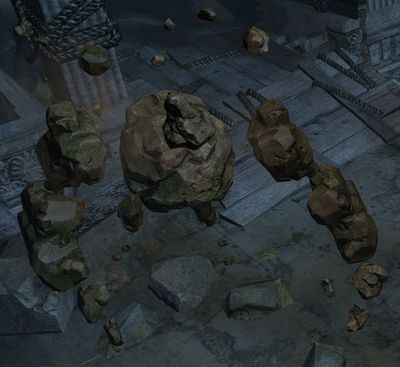 Призыв каменного голема skill screenshot.jpg