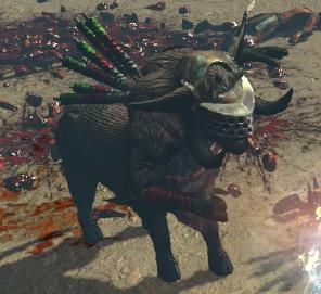 Бойцовый бык