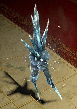 Призыв голема льда skill screenshot.jpg