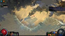 Карта пляжа (Атлас миров) area screenshot.png