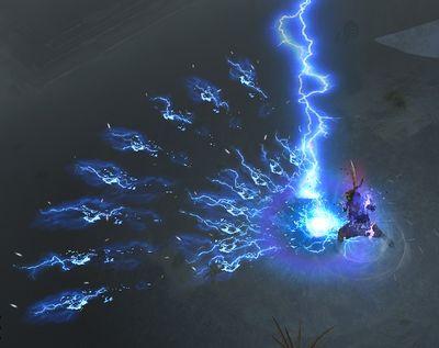 Удар молнии skill screenshot.jpg