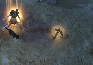Призыв священной реликвии skill screenshot.jpg