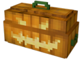 Large Pumpkin Chest