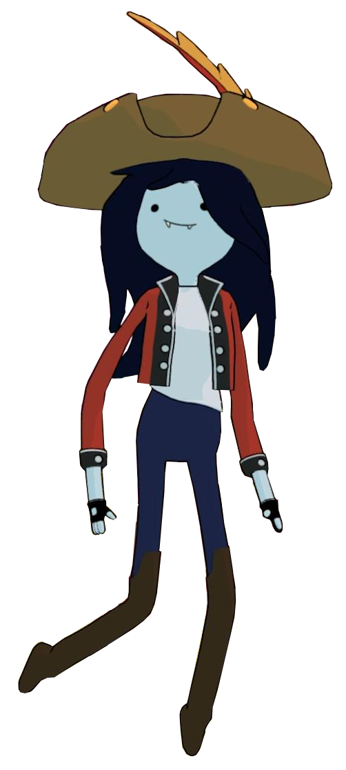 Marceline Official Adventure Time Pirates Of The