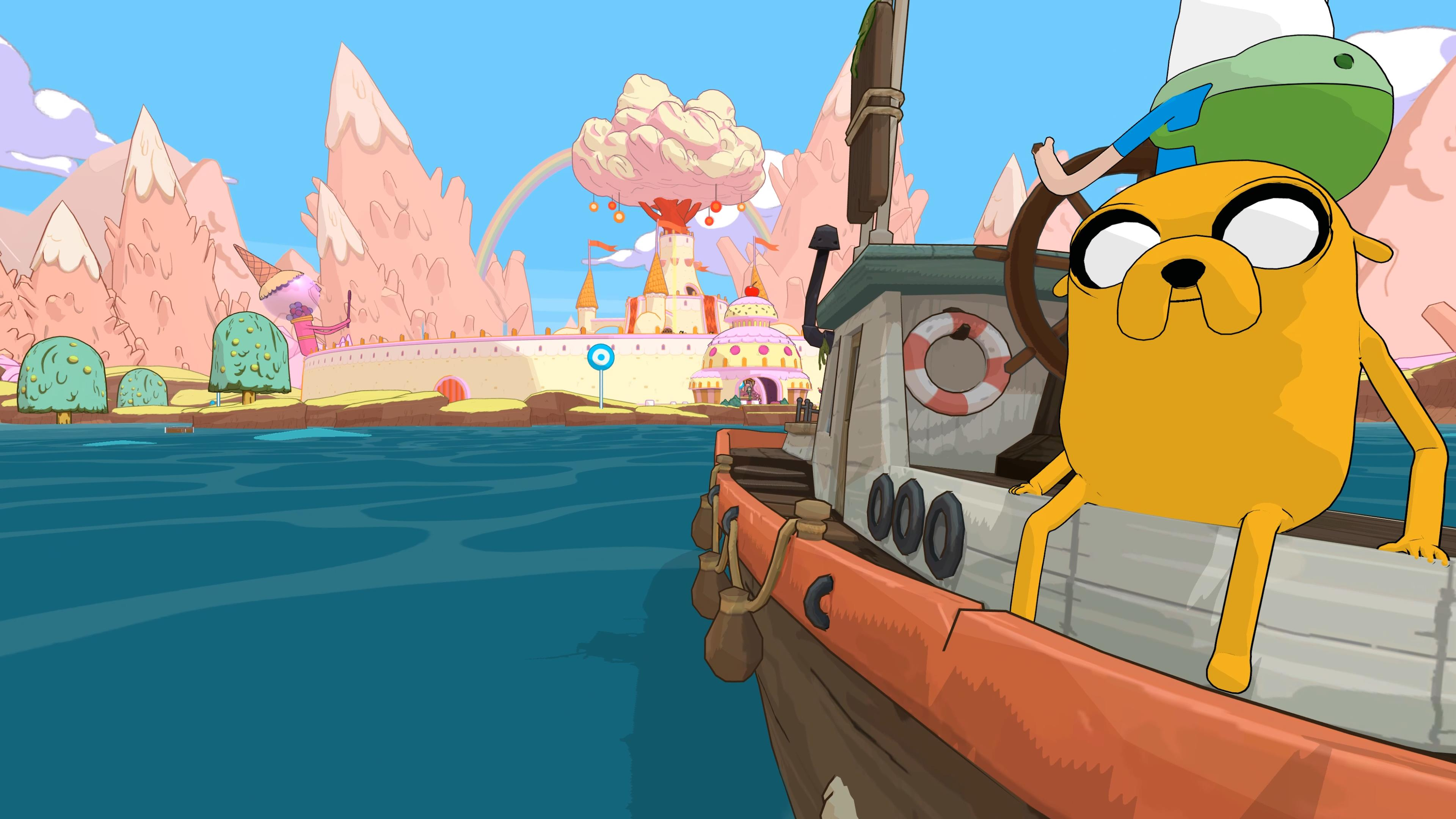 Official Adventure Time Pirates Of The Enchiridion Wiki
