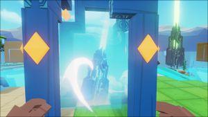 Portal Entrance