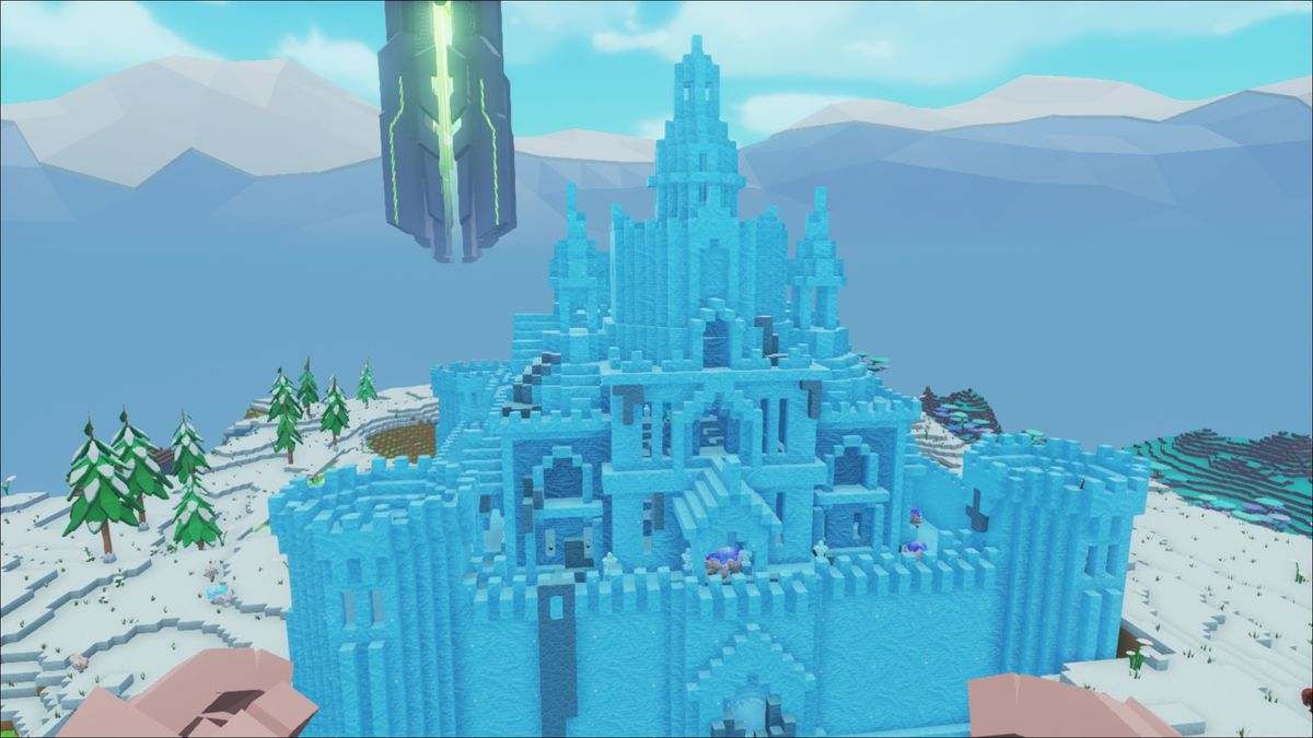Ice Ruin Official Pixark Wiki