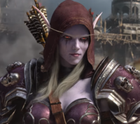 Image of Sylvanas Windrunner
