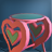 Cordate Side Table Icon.png
