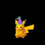 Pikachu party shiny.png