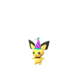 Pichu party.png