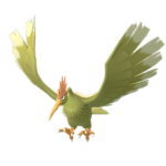Fearow shiny.png