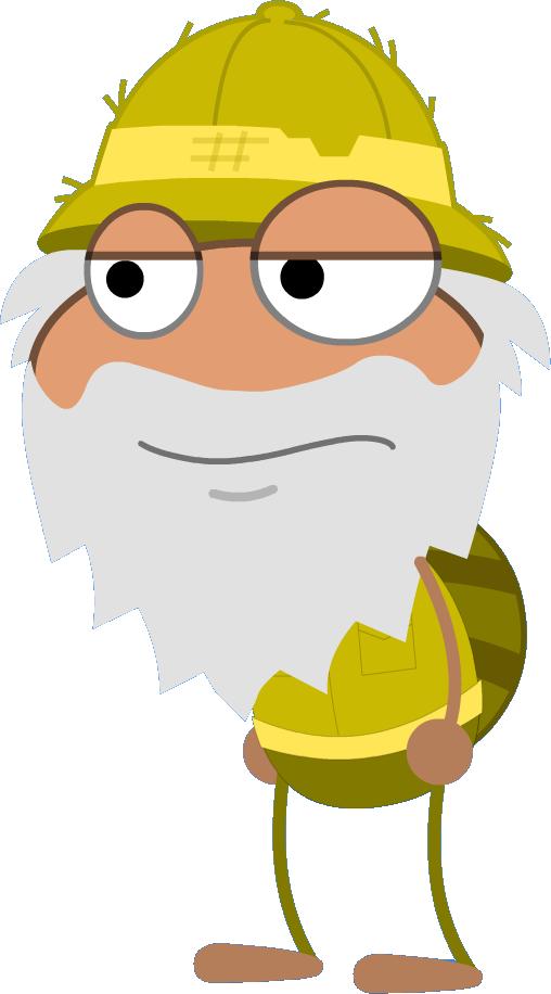 Professor Hammerhead - Poptropica Wiki