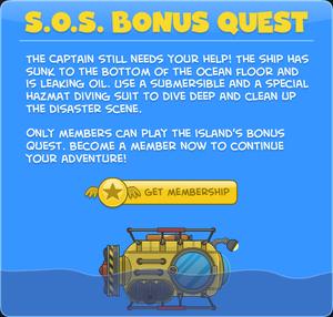 S.O.S. Bonus Quest Screen.png