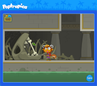 Old Bone In-Game - Poptropica Help Wiki Image.png