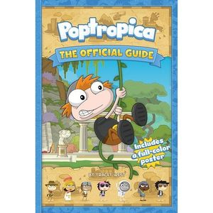 Poptropica; The Official Guide.jpg