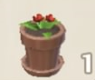 Large Red Potted Flower Icon.png