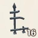 Tall Metal Fence (Broken) Icon.png