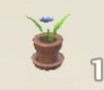 Blue Potted Flower Icon.png