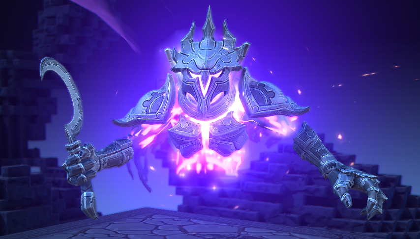 Hollow King - Official Portal Knights Wiki
