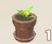 Large Yellow Potted Flower Icon.png