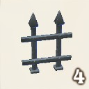 Short Metal Fence (Thin) Icon.png