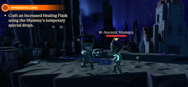 Intensive Care - Official Portal Knights Wiki
