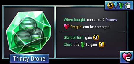 Trinity Drone