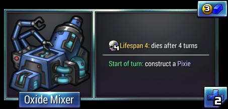 Oxide Mixer