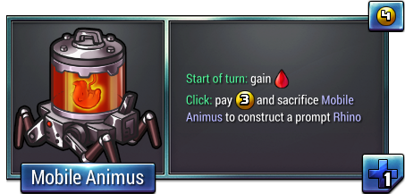 Mobile Animus