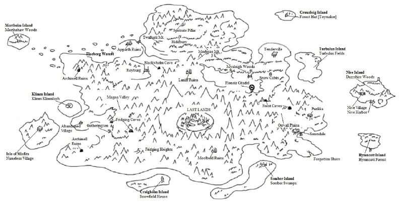 Locations   I Am Setsuna Wiki