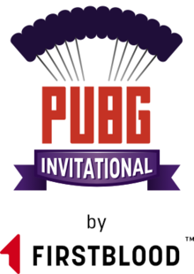 First Blood PUBG Invitational Full Logo.png