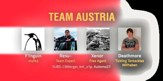 Team Austria 2018 Roster