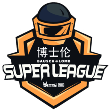 Imba PUBG Super League logo.png