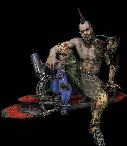 Anarki - Quake Champions Wiki
