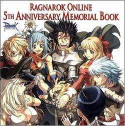 RagnarokOnline5thAnniversaryMemorialBook.jpg