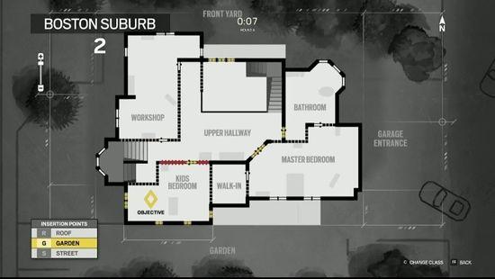 Boston Suburb - Rainbow Six: Siege Wiki