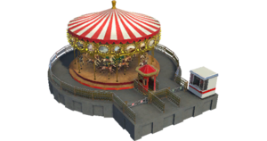Merry-Go-Round - Official RollerCoaster Tycoon World Wiki
