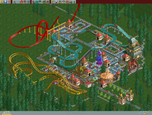 Forest Frontiers - Official RollerCoaster Tycoon World Wiki