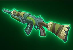 Rare Burst Rifle