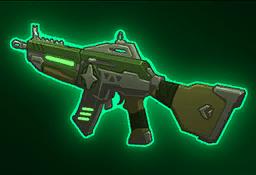 Rare Assault Rifle