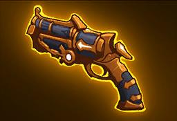 Legendary Revolver